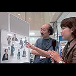 切り絵の世界展2014